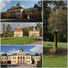Schloss Belvedere...