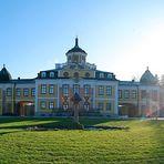 Schloss Belvedere Panorama