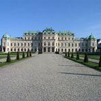 Schloss Belvedere / Wien