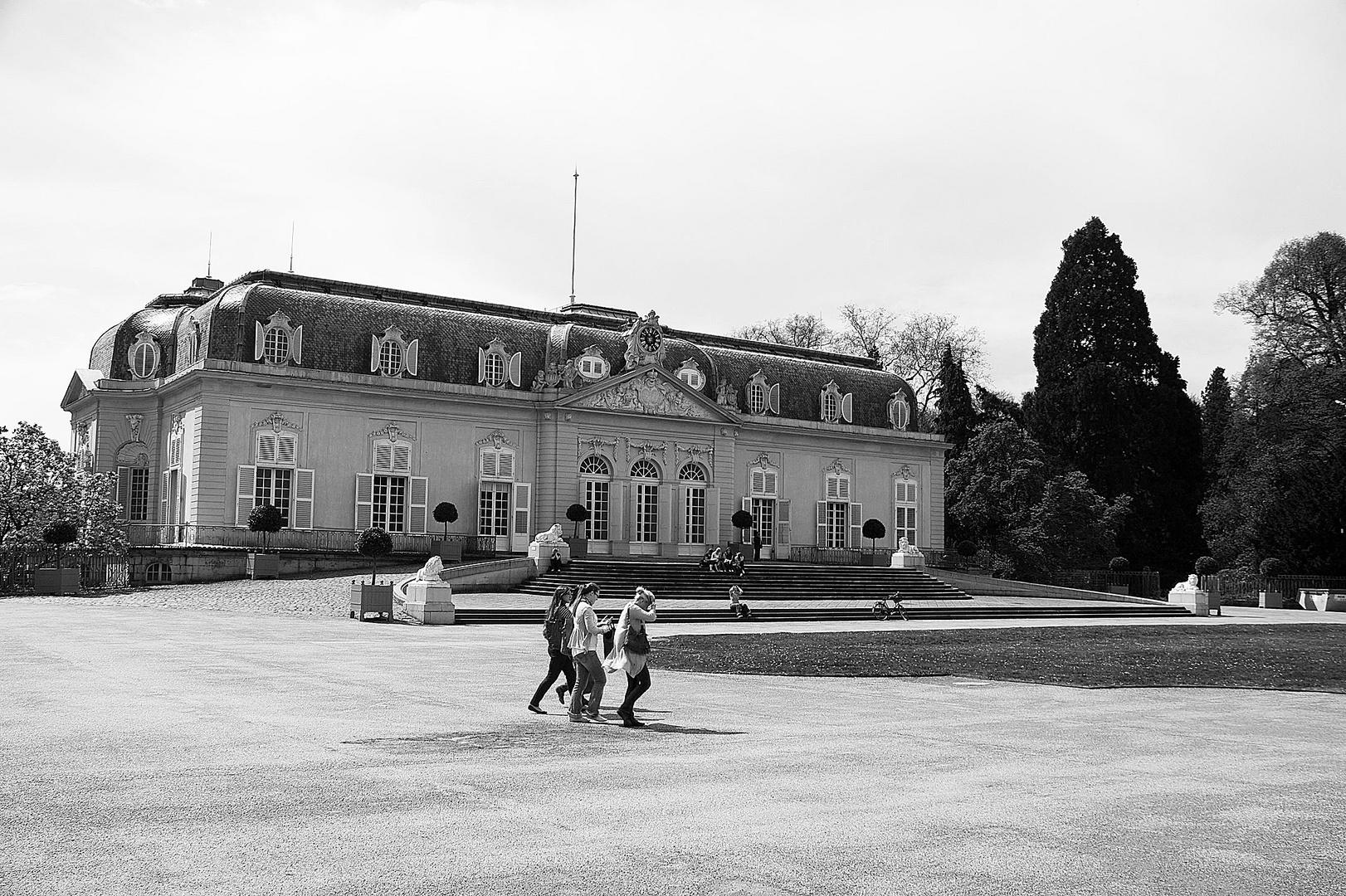 """"""" Schloss Benraht I. """""""