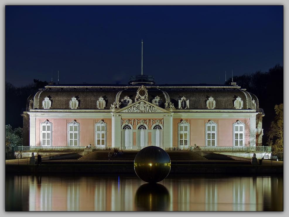 Schloss Benrath 1