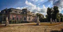 Schloss Benrath Düsseldorf 1755 bis 1773 erbaut