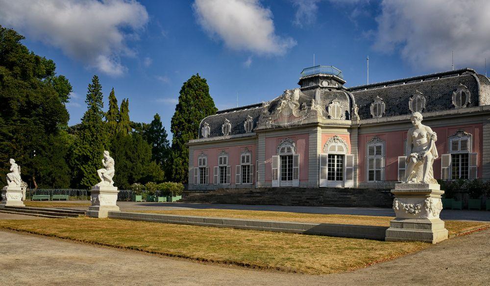 Schloss  Benrath - Düsseldorf -