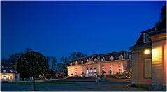 Schloss Benrath Frontansicht