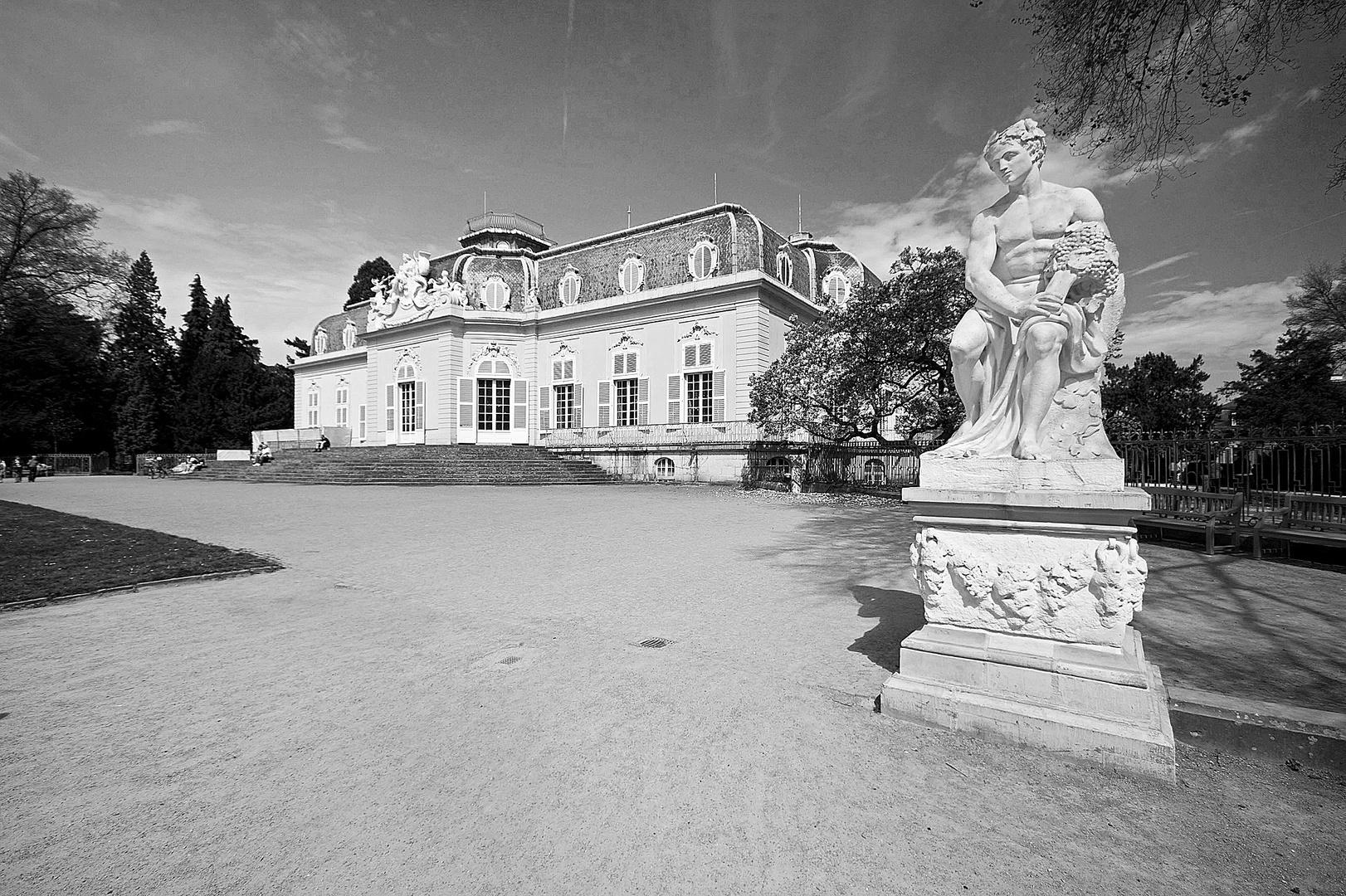 """"""" Schloss Benrath III. """""""