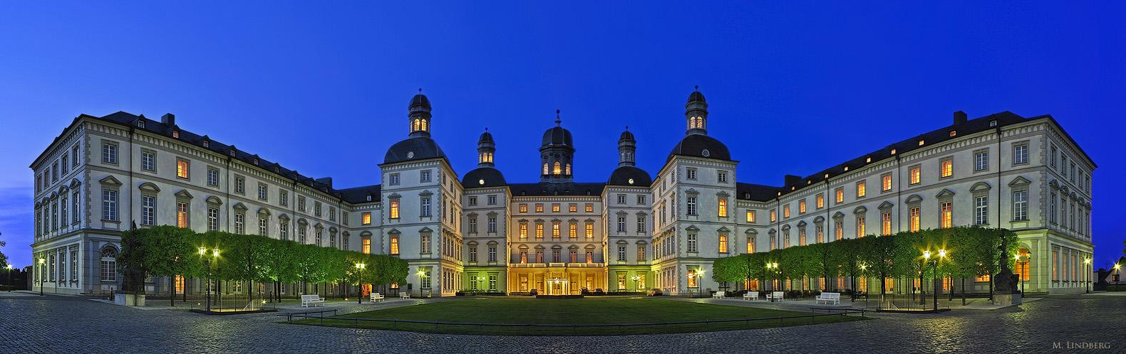 Krimidinner Schloss Bensberg