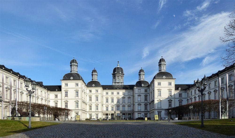 """ Schloss Bensberg """