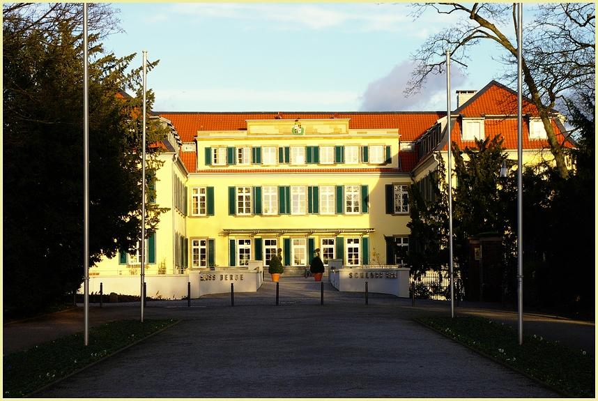 Schloss Berge ( GE )