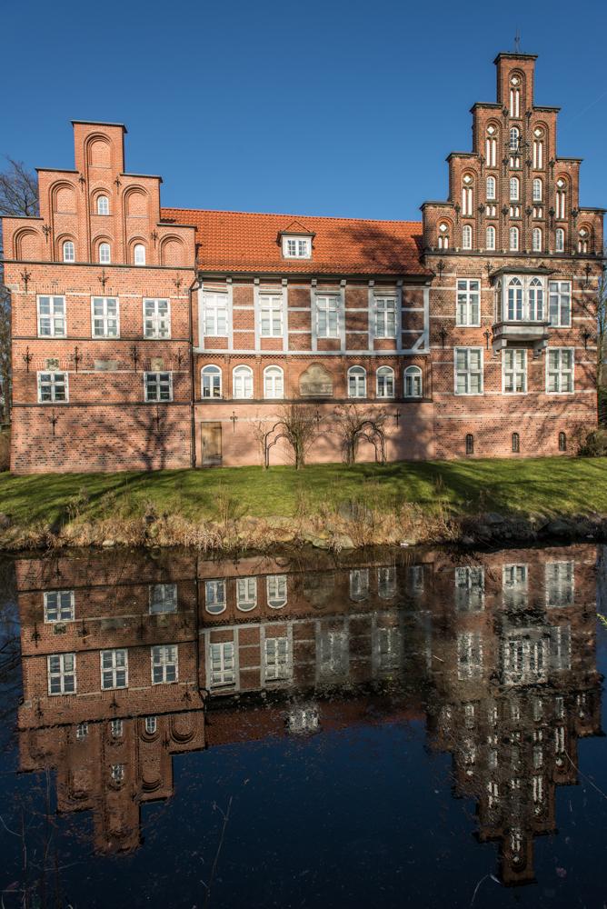 Schloss Bergedorf 4