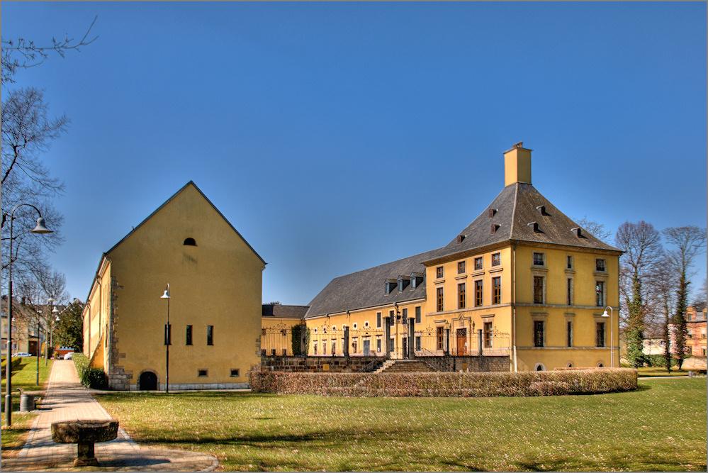 Schloss Bettembourg HDR