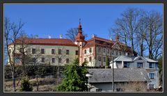 Schloss Bezdružice (deutsch Weseritz), Tschechien