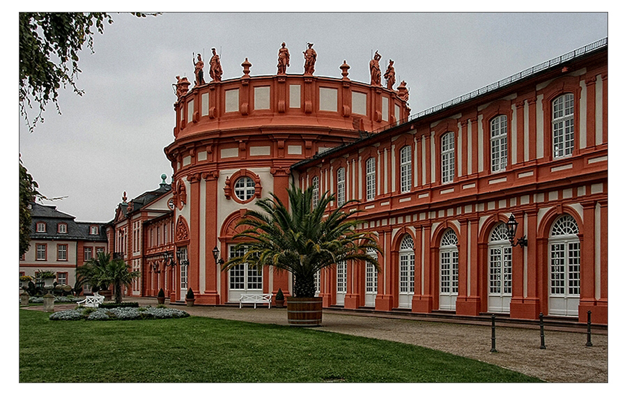 Schloss Biebrich...