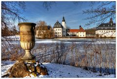 """Schloss Blankenhain im """"Winter"""" - 2"""