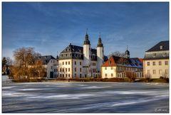 """Schloss Blankenhain im """"Winter"""""""