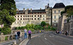 ... Schloss Blois ...