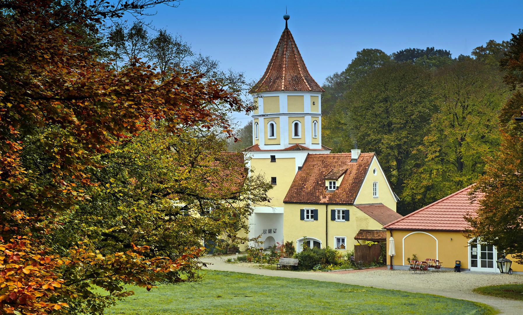 Schloss Blumenthal, Bayern