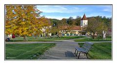 Schloss Blumenthal, Bayern    *Bitte nehmt Platz*
