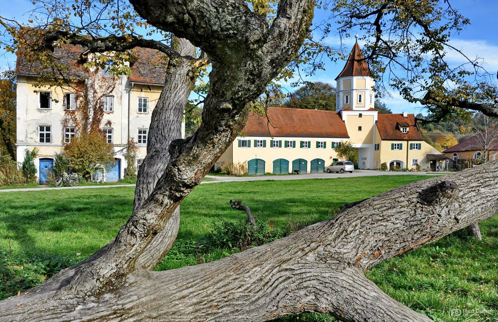 Schloss Blumenthal, Bayern II