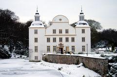 Schloß Borbeck im Schnee