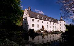Schloss Borbeck - Pano