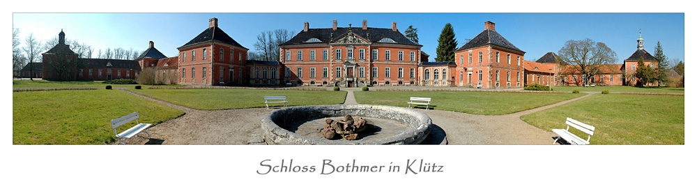 Schloss Bothmer in Klütz