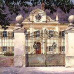 Schloss-Brauerei (Aquarell – ID)