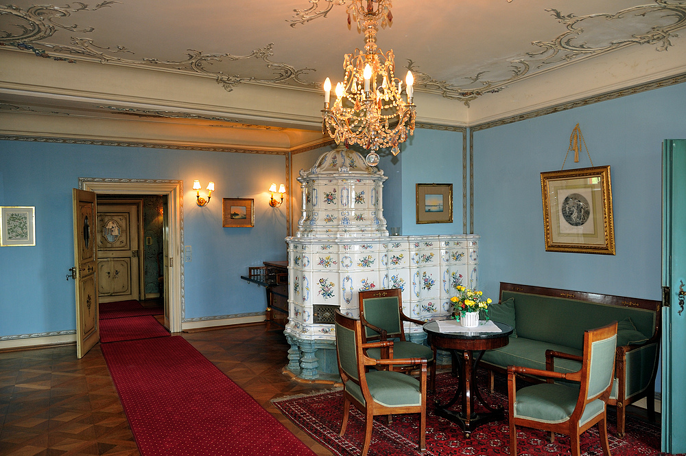 "Schloss Bürgeln "" Perle des Markgräflerlandes "" Nr.10"