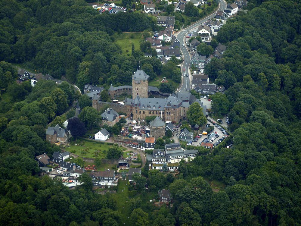 Krimidinner Schloss Burg