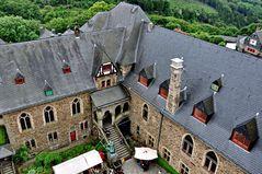 Schloss Burg, Mittelaltermarkt VI