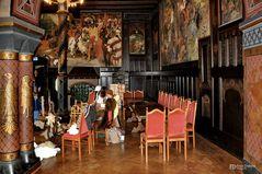 Schloss Burg, Mittelaltermarkt VIII