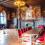 Schloss Burg - Rittersaal 3