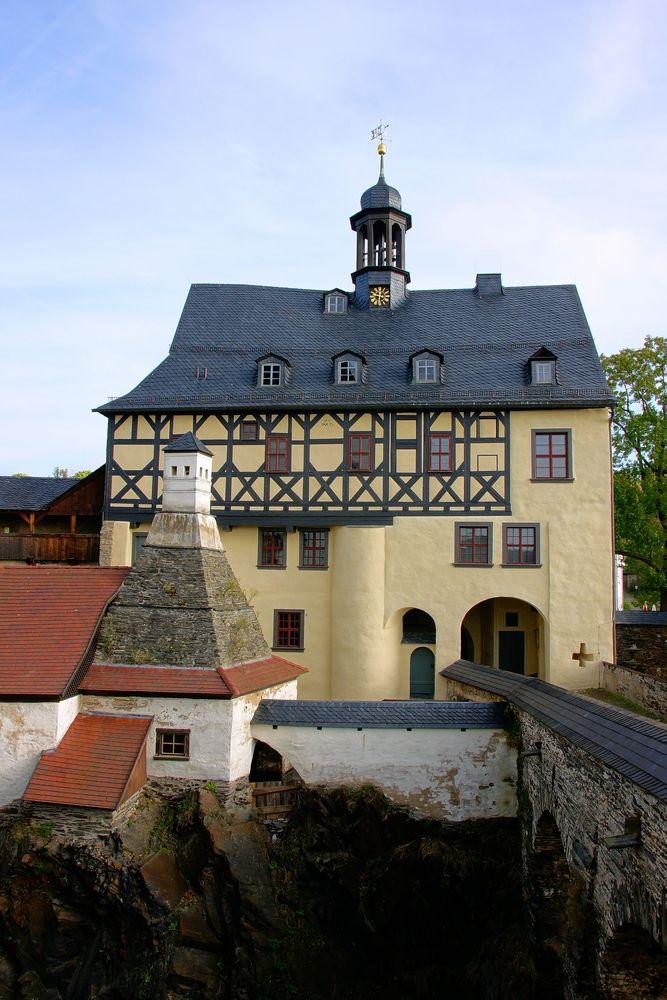 Schloss Burgk 1
