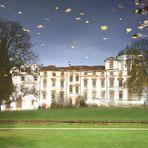 Schloss Celle im Herbst ...