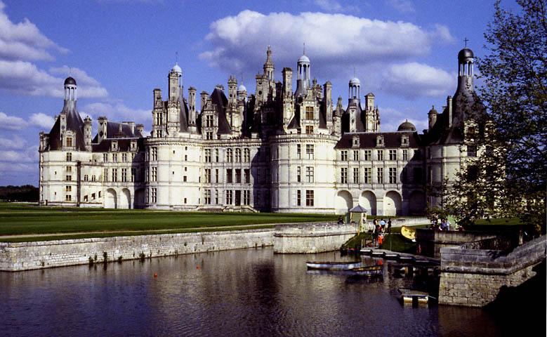 Schloss Chambord im Departement Loir-et-Cher #2