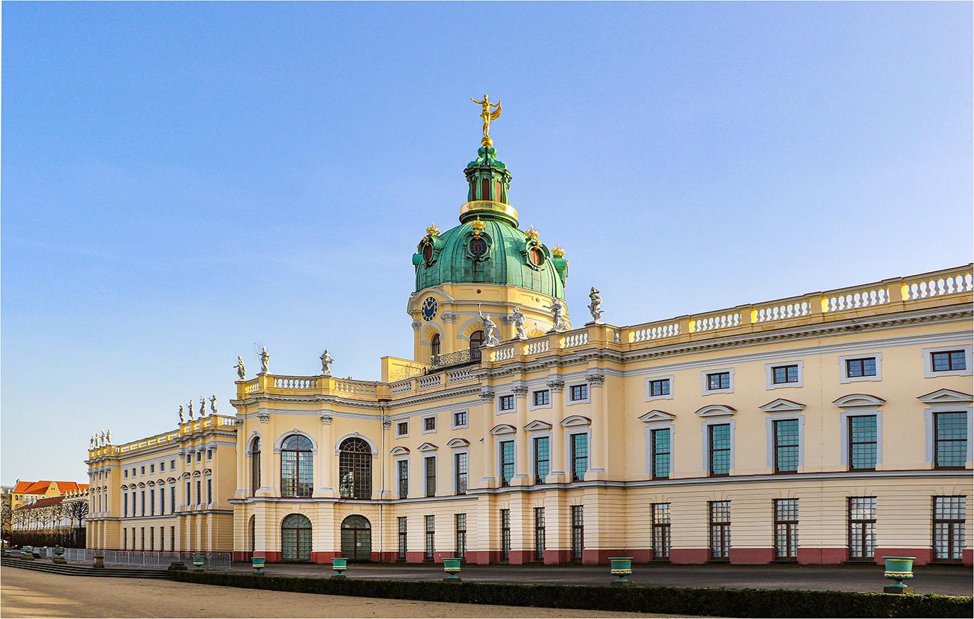 """"""" Schloss Charlottenburg """"  ( 3 )"""