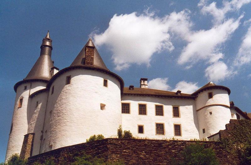 Schloss Clervaux