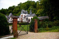 Schloss Dagstuhl bei Wadern