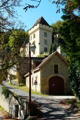 Schloss de l Malartrie - La Roque-Gageac