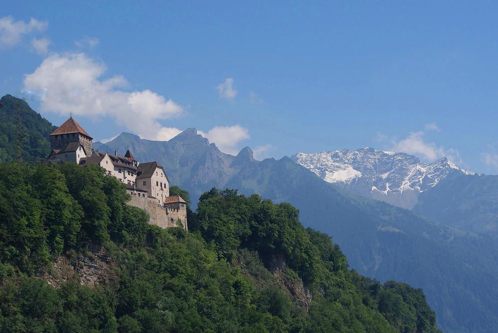 Schloss des Fürsten von Lichtenstein