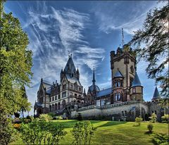 Schloss Drachenburg 4