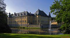 Schloss Dyck am Abend