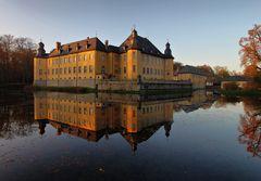 Schloss Dyck im November