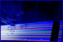 Schloß Dyck - Parkleuchten - Lichtdekoration