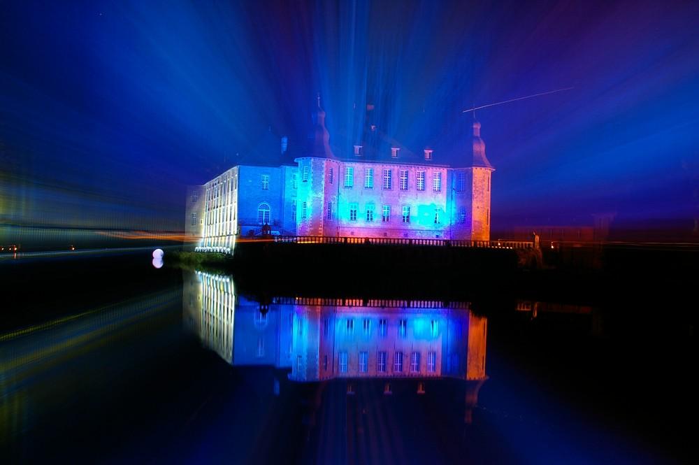 Schloss Dyck zur Illumina