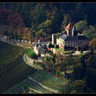 Schloss Eberstein im Wolkenloch