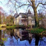 Schloss Eller Düsseldorf - Nebengebäude
