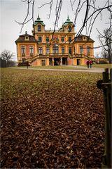 Schloss Favorite Ludwigsburg - Frontansicht