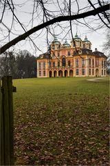 Schloss Favorite Ludwigsburg - Rückansicht
