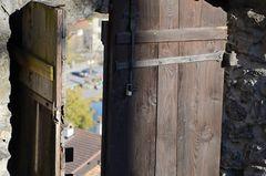 Schloss-Fenster