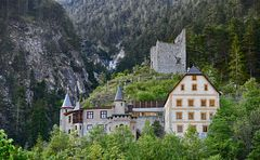 Schloss Fernstein - Tirol, Austria